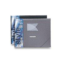 3chlopňové desky s gumou FolderMate StylePlus