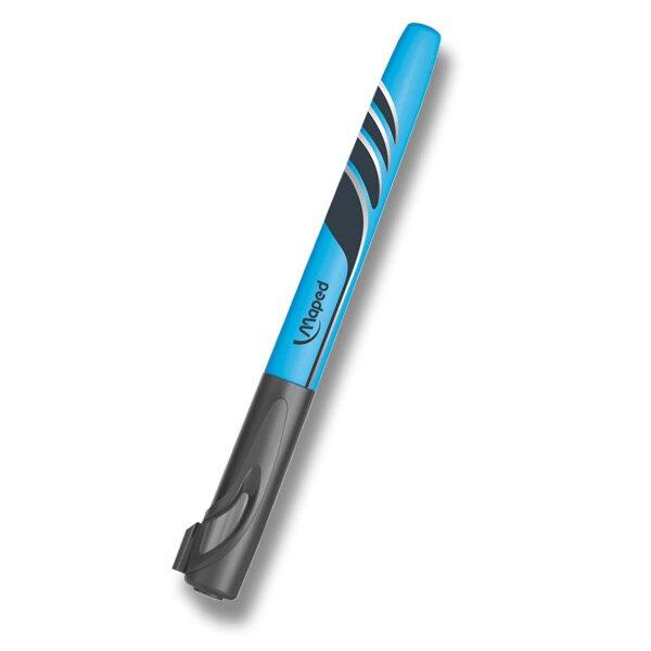 Zvýrazňovač Maped Fluo Peps Pen modrá