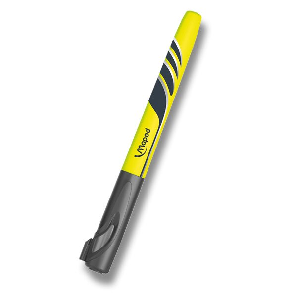 Zvýrazňovač Maped Fluo Peps Pen žlutý