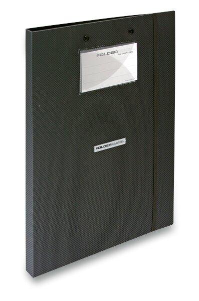 Desky s klipem FolderMate Style Plus černé