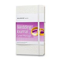 Zápisník Moleskine Passion Wedding Journal