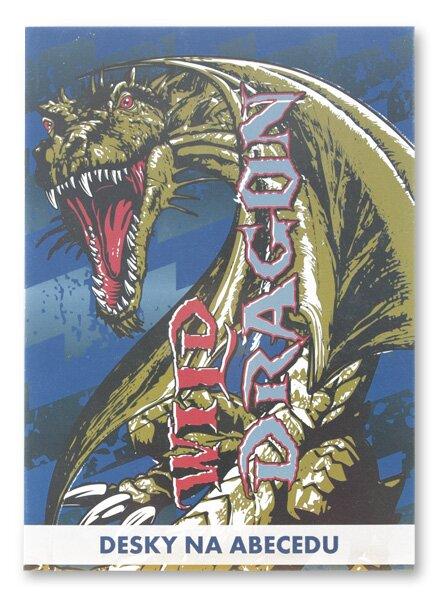 Desky na abecedu Wild Dragon