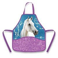 Zástěra do výtvarné výchovy Romantic Horse