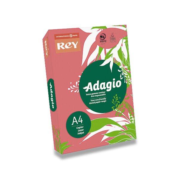 Barevný papír Rey Adagio fialový