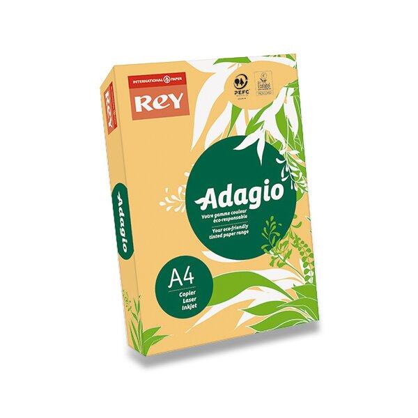 Barevný papír Rey Adagio béžový