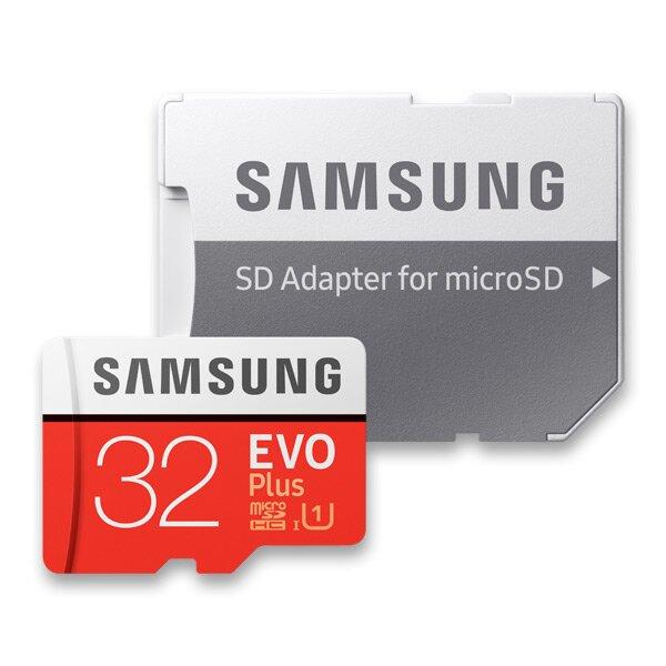 Paměťová karta Samsung - Micro SDHC 32 GB