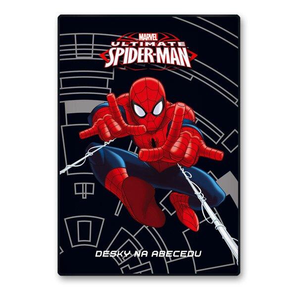 Desky na abecedu Spiderman