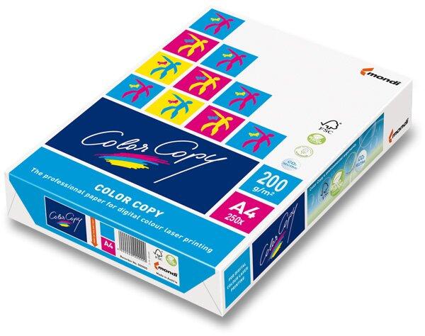 Satinovaný papír Color Copy A4, 200 g, 250 listů