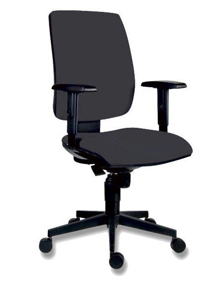 Kancelářská židle Antares 1380 Syn Flute černá