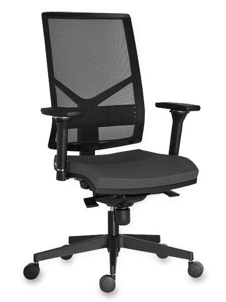 Kancelářská židle Antares 1850 Syn Omnia černá