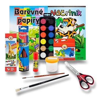 Obrázek produktu Balíček pro 1. třídu - Výtvarka - balíček 11 produktů
