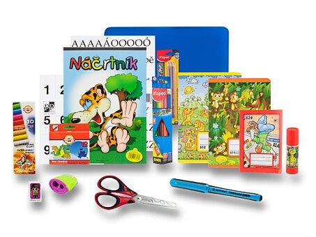 Obrázek produktu Balíček pro 1. třídu - Psaní + výtvarka - balíček 16 produktů