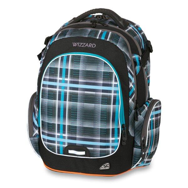 Školní batoh Walker Campus Wizzard Black Jack