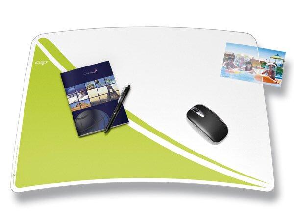 Podložka na stůl Cep Pro Gloss zelená