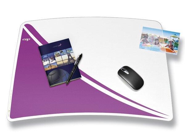 Podložka na stůl Cep Pro Gloss fialová