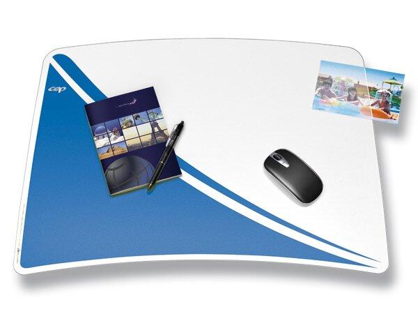 Podložka na stůl Cep Pro Gloss modrá