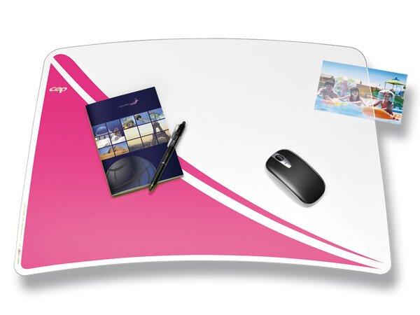 Podložka na stůl Cep Pro Gloss růžová