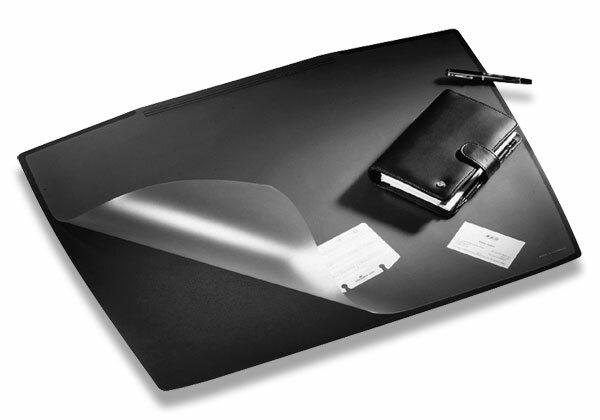 Podložka na stůl Durable Desk Mat černá