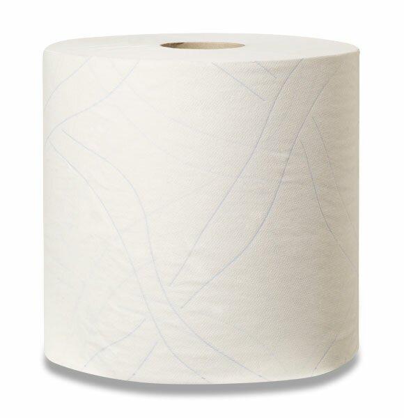 Papírové utěrky Tork Advanced v roli 2 - vrstvé, návin 255 m, 750 ks, bílé