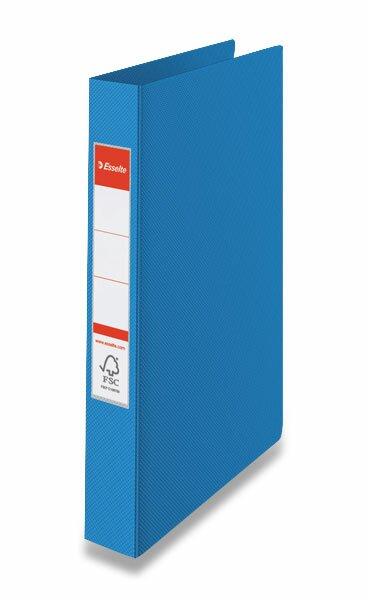 2-kroužkový pořadač Esselte modrý
