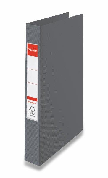 2-kroužkový pořadač Esselte šedý