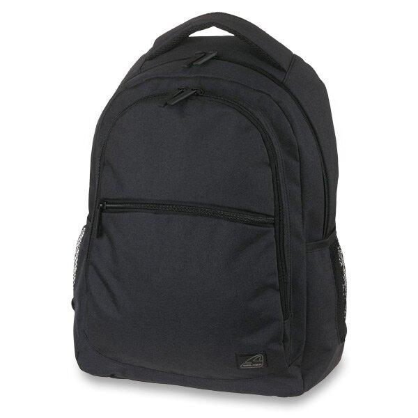 Školní batoh Walker Base Classic Black Melange