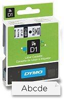 Polyesterová páska Dymo D1 2 + 1 ZDARMA