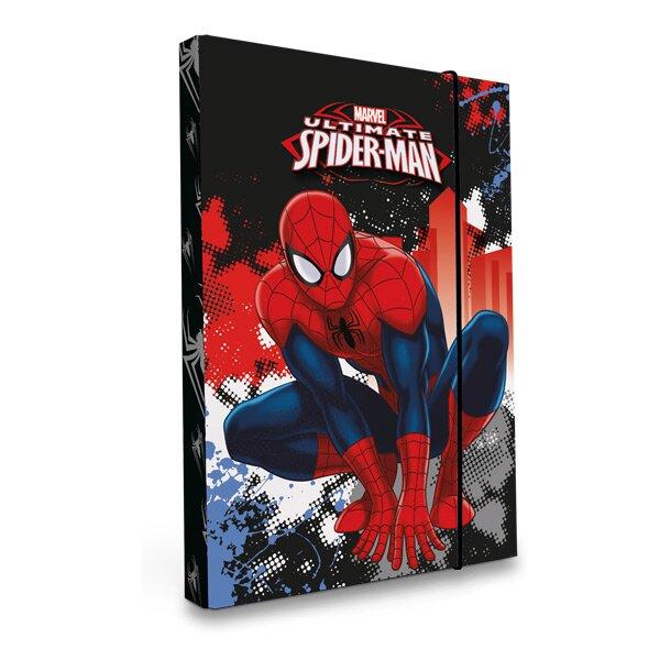 Box na sešity Spiderman A5