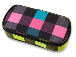 Penál Walker Base Classic Neon Check
