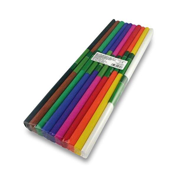 Krepový papír Koh-i-noor mix 10 barev