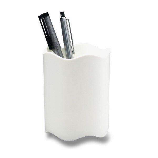 Stojánek na psací potřeby Durable Trend bílý
