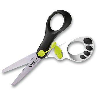Obrázek produktu Nůžky Maped Koopy - motiv Panda - 13 cm, blistr, mix barev