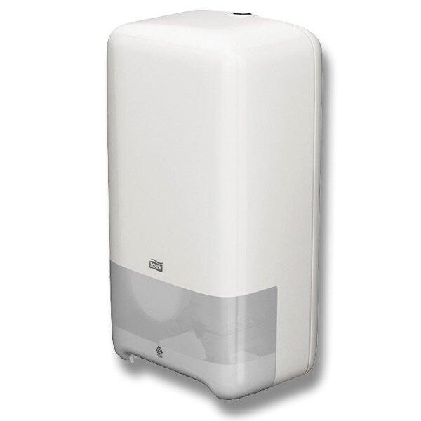 Zásobník na toaletní papír Tork Twin Mid size Elevation bílý