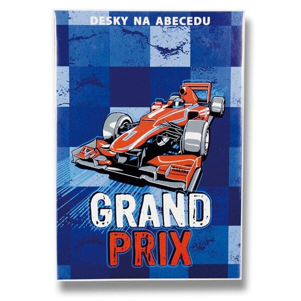 Desky na abecedu Grand Prix