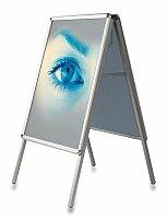Oboustranný stojan Eye-Catcher pro venkovní použití
