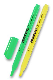 Obrázek produktu Zvýrazňovač Kores High Liner - výběr barev