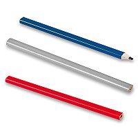 Grafit - tesařská grafitová tužka, výběr barev