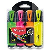 Zvýrazňovač Maped Fluo Peps Classic