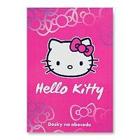Desky na abecedu Hello Kitty