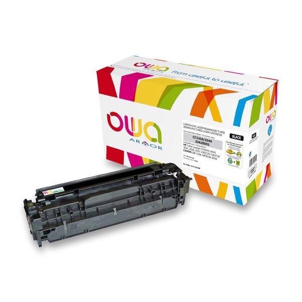 Toner Armor CC530A pro laserové barevné tiskárny black (černá)