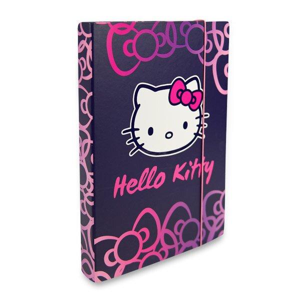 Box na sešity Hello Kitty A4