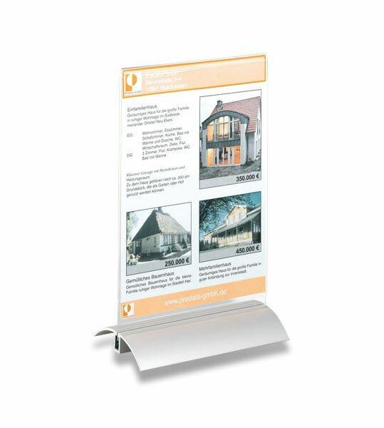 Stolní prezentační stojan Durable formát A5