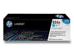 Toner HP CB381A č. 824A pro laserové barevné tiskárny