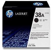 Toner HP Q1338A - black (černý) č. 38A pro laserové tiskárny