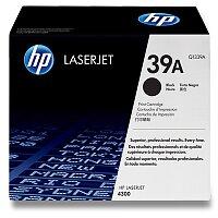 Toner HP Q1339A - black (černý) č. 39A pro laserové tiskárny