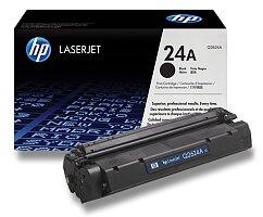 Toner HP Q2624A - black (černý) č. 24A pro laserové tiskárny