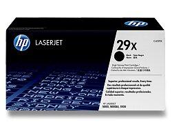 Toner HP C4129X - black (černý) č. 29X pro laserové tiskárny