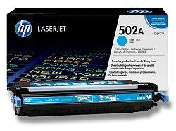 Toner HP Q6471A č. 501A pro laserové tiskárny