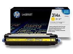 Toner HP Q7562A č. 314A pro laserové barevné tiskárny