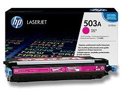 Toner HP Q7583A č. 503A pro laserové tiskárny